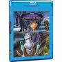 Blu-ray Disney As Aventuras De Ichabod E Sr. Sapo (lacrado)