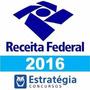 Auditor Receita Federal 2016 Estratégia - Combo Pdf+vídeos