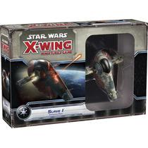 Star Wars X-wing Expansão Slave I - Em Português - Lacrado