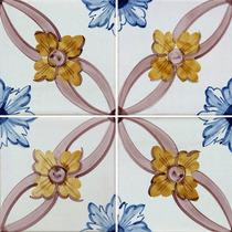 Adesivo Azulejo Decorativo - Cozinha - Banheiro - Cód 016