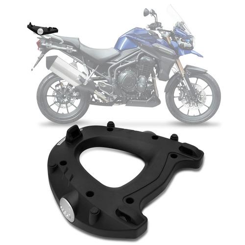 Base Específica Rack Suporte Bagageiro Moto Givi M5 Monokey