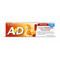 Pomada A+d First Aid Ointment Assadura Tubo Bisnaga 113g Eua