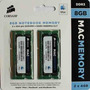 Mem Macbook Corsair Mac Memory 8gb 1067   Caddy  120gb Ssd