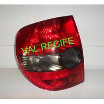 Lanterna Traseira Fox 2003-2010 Lado Esquerdo Fume Original