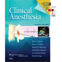 Barash Clinical Anesthesia 7ª Ed. - Ebook