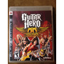 Guitar Hero Aerosmith Espetacular Impecável Fabiano Games.