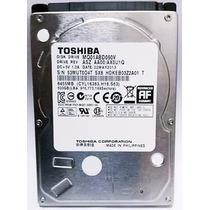 Hd Notebook Toshiba 500gb Sata 2 Lacrado Novo Com Garantia