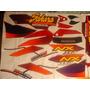Adesivo Nx 350 Sahara 97 Vermelha., Mercado Envios, Quali 3m