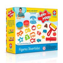 Novo Lacrado Brinquedo Super Massa Diversão Figuras Estrela