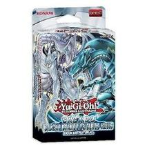 Deck Yugioh Saga Do Dragão Branco De Olhos Azuis Kaiba Origi
