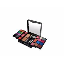 Estojo De Maquiagem Com 16 Cores De Sombras 3d - Cr9960