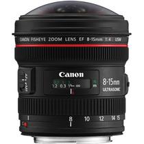 Canon Ef 8-15mm F/4.0l Usm Wide Fisheye Zoom Lens -