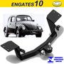 Fusca Kombi Brasilia Chevete Fiat 147 Premio Engate Reboque