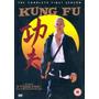 Dvd Kung Fu - 1ª Temporada Completa - Importado