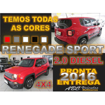 Jeep Renegade 2.0 Turbo Diesel Sport 4x4 - Zero Km 16/16