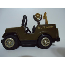 Carrinho Jeep Miniatura Anos 80/90 - By Trekus Vintage