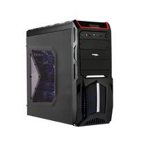 Gabinete Desktop Gamer Sentey Gs-6000 Ii Optimus Ii Preto