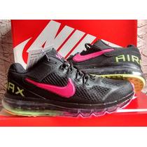 Tênis Nike Air Max Feminino 2013 Lindos