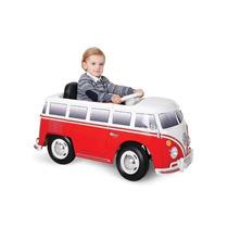 Carro Vw Kombi Controle Remoto El 6v 2619 - Bandeirante