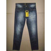 Calça Jeans C/ Elastano Triton Tam. 42 Frete Gratis Pac