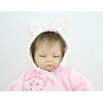 Boneca Reborn Dormindo - Pronta Entrega