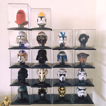 Capacete Star Wars Colecao Completa