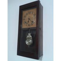 Antigo Relógio De Parede Ansônia