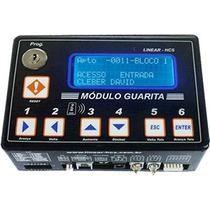 Kit Módulo Guarita +receptor Linear Hcs Fret Gratis Sul Sud