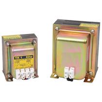 Transformador Monofasico Tr-1 60wts-iluminação Para Refletor