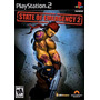 Jogo State Of Emergency 2 Original Para Playstation 2 A6703