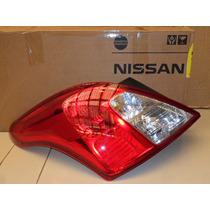 Lanterna Traseira Valeo L.e.versa 11/13,original Nissan