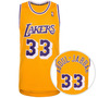 Camisa Basquete Los Angeles Lakers #33abdul-jabbar