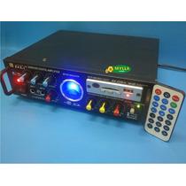 Amplificador Av339fm Som Ambiente 95w Rms Mp3 Fm 110v