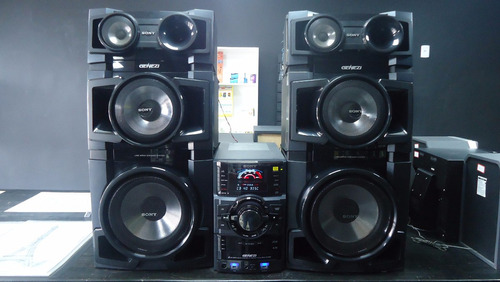System Sony Semi Novo - Mhc-gtr88