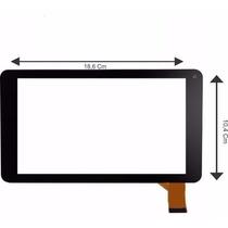 Tela Touch Tablet Multilaser M7-i Nb191 Nb 191 Intel Preto