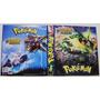Pasta Pokémon Xy Roaring Skies- 03 Aros *produto Oficial*