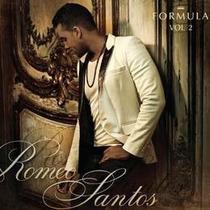 Santos Romeo Formula Vol 2 Cd Novo