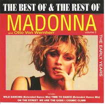 Cd - Madonna - The Best Of & The Rest Of - Vol.2 - Importado