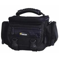 Bolsa Case Câmera Nikon Canon - Fancier Wb-3226 Pequena Nf