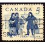 Col 05735 Canada 325 Jean Talon Intendente Da Nova França U