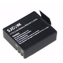 Bateria Extra Sj4000 Recarregável Original Camera Filmadora