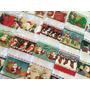 15 Panos Prato Barrinhas Estampas  Natal Engomatextil Extra