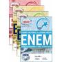Exame Nacional De Ensino Médio - Enem ( 4 Volumes ) 2016