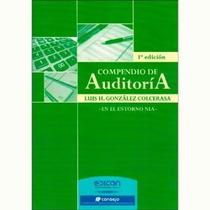 Compendio De Auditoria De Gonzalez Colcerasa Luis