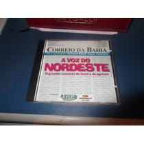 Cd Coletânea A Voz Do Nordeste