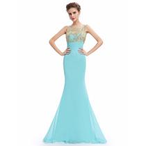 Vestido De Festa- Original- Pronta Entrega- Tiffany
