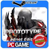Prototype 2 Radnet Edition Steam Cd-key Global