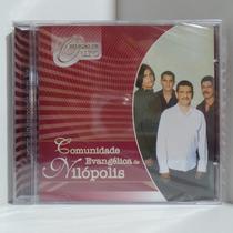 Cd Comunidade Evangélica De Nilópolis - Seleção De Ouro