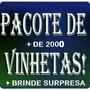 Web Rádio Radio Online! Pacote 2400 Vinhetas Profissionais