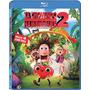 Blu-ray Original Seminovo - Tá Chovendo Hambúrguer 2